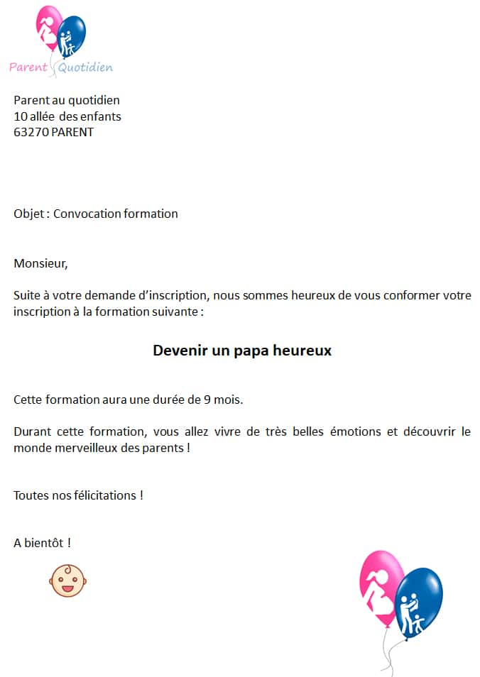 formation papa - parent au quotidien