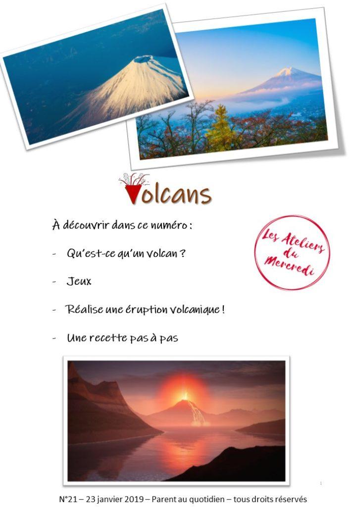 livret pédagogique volcan